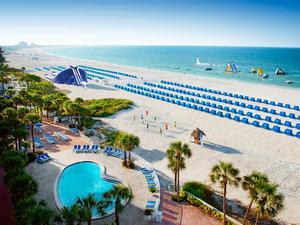 Beach - Tradewinds Island Grand Hotel St Pete Beach