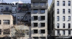 Exterior view - Sago Hotel Lower East Side New York City
