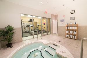 Pool - Holiday Inn Express Hotel & Suites Whitecourt