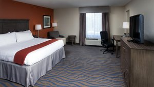 Room - Holiday Inn Express Hotel & Suites Morgan City