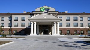 Exterior view - Holiday Inn Express Hotel & Suites Morgan City