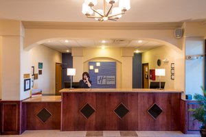 Lobby - Holiday Inn Express Hotel & Suites Alamosa