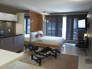 Room - Nuvo Hotel Calgary