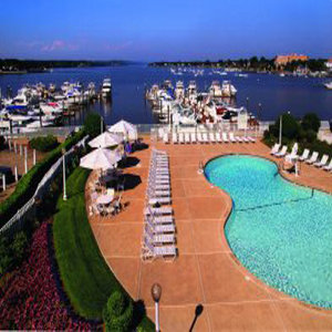 Exterior view - Molly Pitcher Inn Red Bank