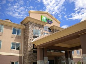 Exterior view - Holiday Inn Express Hotel & Suites Lamar