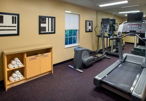 Fitness/ Exercise Room - TownePlace Suites by Marriott Danvers