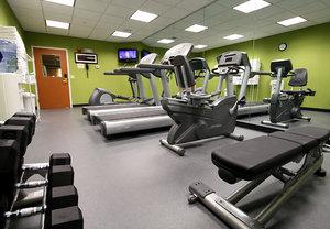 Fitness/ Exercise Room - Fairfield Inn & Suites by Marriott White River Junction