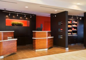 Lobby - Courtyard by Marriott Hotel Stoughton