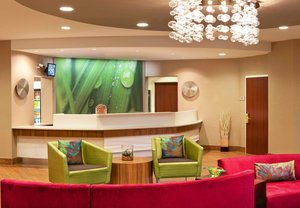 Lobby - SpringHill Suites by Marriott Peabody