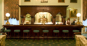 Bar - Le Pavillon Hotel New Orleans
