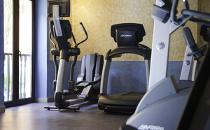 Fitness/ Exercise Room - Hotel El Convento Old San Juan