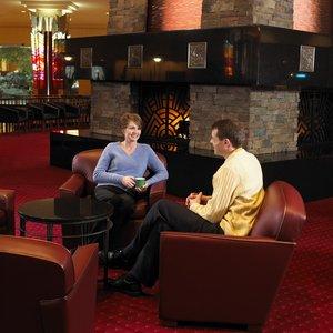 Lobby - Mystic Lake Casino Hotel Prior Lake