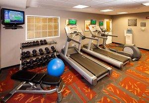 Fitness/ Exercise Room - Residence Inn by Marriott East Wichita