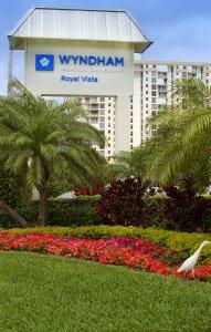 Exterior view - Wyndham Royal Vista Hotel Pompano Beach