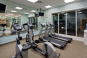 Fitness/ Exercise Room - Holiday Inn Manahawkin
