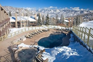 Pool - Timberline Condos Snowmass Village