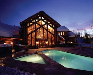 Pool - Mountain Lodge Mountain Village Telluride