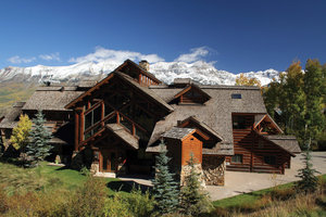 Exterior view - Mountain Lodge Mountain Village Telluride