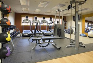 Fitness/ Exercise Room - DoubleTree by Hilton Hotel Westminster