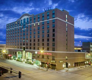 Exterior view - DoubleTree by Hilton Hotel Downtown Rochester