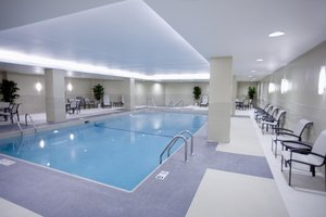 Pool - DoubleTree by Hilton Hotel Downtown Rochester