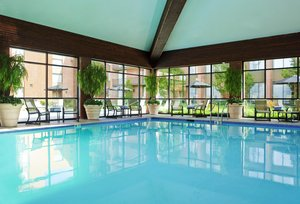 Pool - DoubleTree by Hilton Hotel East Syracuse