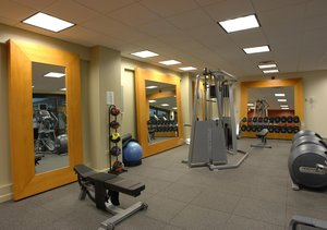 Fitness/ Exercise Room - DoubleTree by Hilton Hotel East Syracuse