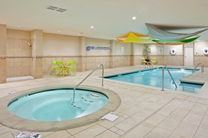 Pool - Holiday Inn Express Hotel & Suites Hays