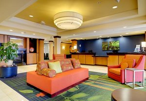 Lobby - Fairfield Inn & Suites by Marriott Ottawa