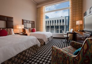 Room - Courtyard by Marriott Hotel Downtown Denver