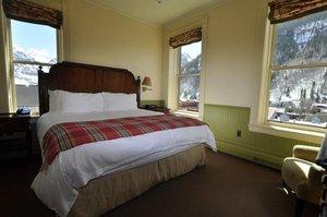 Room - New Sheridan Hotel Telluride