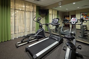 Fitness/ Exercise Room - Holiday Inn Springdale Mall Mobile
