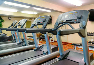 Fitness/ Exercise Room - TownePlace Suites by Marriott Town Center Bowie