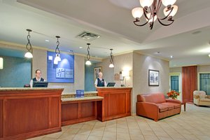 Lobby - Holiday Inn Express Hotel & Suites Medicine Hat