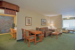 Suite - Holiday Inn Express Hotel & Suites Medicine Hat