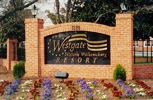 Exterior view - Westgate Historic Williamsburg Hotel