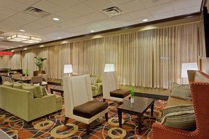 Lobby - DoubleTree by Hilton Hotel BWI Airport Linthicum