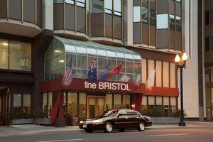 Exterior view - Bristol Hotel San Diego