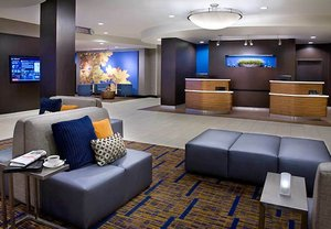Lobby - Courtyard by Marriott Hotel Brampton