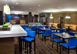 Restaurant - Courtyard by Marriott Hotel Brampton