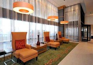 Lobby - Marriott Hotel Mayo Clinic Rochester