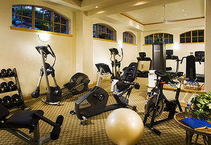 Fitness/ Exercise Room - St James Place Condos Beaver Creek