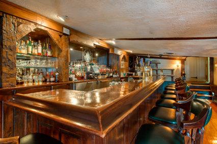 Grain House Coppertop Bar