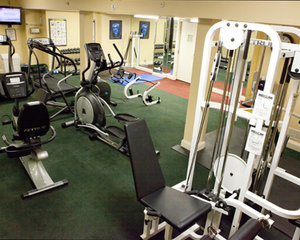 Fitness/ Exercise Room - Olde Mill Inn Basking Ridge