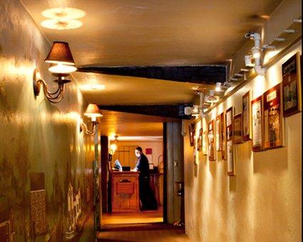 Grain House Restaurant Entry