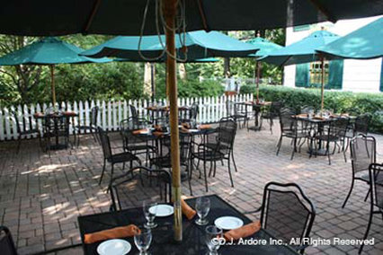 Grain House Outdoor Dining