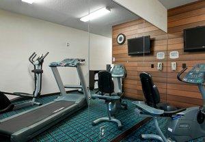 Fitness/ Exercise Room - Fairfield Inn by Marriott Airport Philadelphia