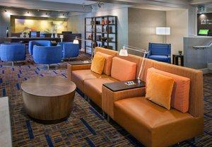 Lobby - Courtyard by Marriott Hotel Woburn