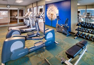 Fitness/ Exercise Room - SpringHill Suites by Marriott Willow Grove