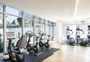 Fitness/ Exercise Room - Rosewood Hotel Georgia Vancouver